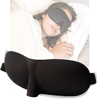 Sleep Mask for Men Women & Kids by Coronado Collective. Fully Adjustable Ultra Light Mask