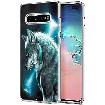 Yoedge Funda Samsung Galaxy S10 Plus, Ultra Slim Cárcasa Silicona ...
