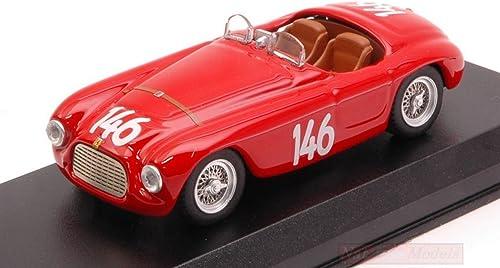 punto de venta barato Art Model AM0367 Ferrari 166 166 166 MM BARCHETTA N146 Coppa DOLOMITI 1950 MARZOTTO 1 43 Compatible con  deportes calientes