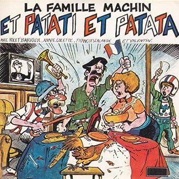 Et patati et patata (feat. Ricet Barrier, François Lalande, Annie Colette, Valentin)