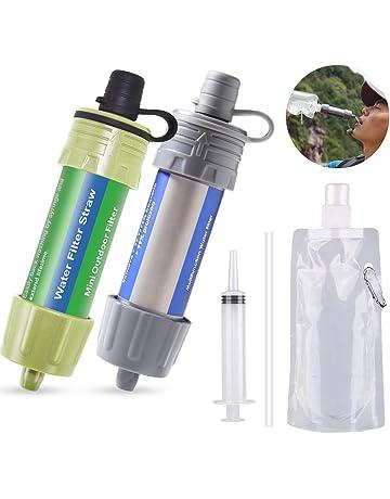 Amazon.es: Purificadores de agua - Hidratación: Deportes y aire libre