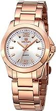 MEGIR Women Watches Luxury Couple Dress Wristwatch Women Montre Femme Quartz Ladies Watch for Lovers