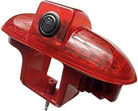 akaddy IP68 - Luz de Freno Trasera Impermeable para cámara de Aparcamiento para Renault 2001 - 2014 Trafic Vauxhall Vivaro Opel Combo