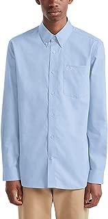 Men's Oxford Shirt M7550 146 Light Smoke