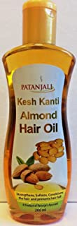 PATANJALI Kesh Kanti Almond Hair Oil - 200ml