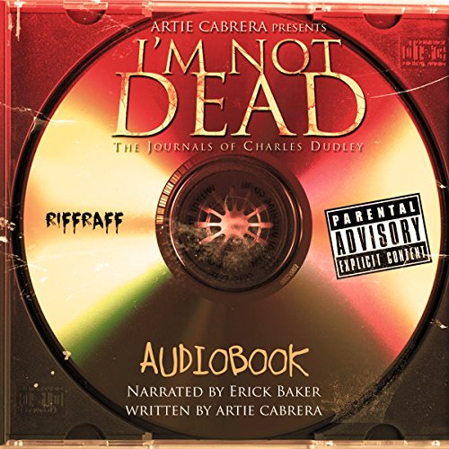 I'm Not Dead audiobook cover art