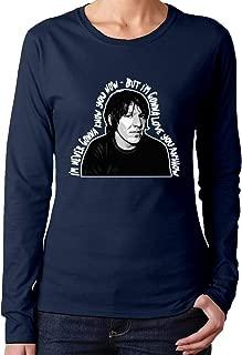 Elliott Smith Women's Long Sleeve T-Shirts,Long Sleeve T Shirts For Women's