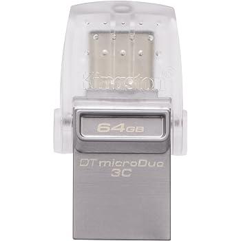 Kingston DataTraveler MicroDuo, Memoria USB 3.1 de 64 GB