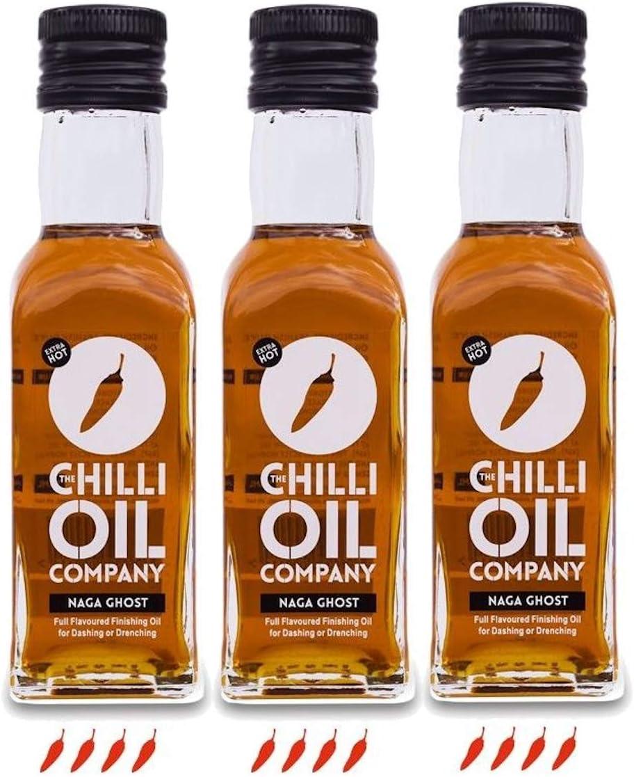 Buy The Chilli Oil Company Ltd Naga Chilli Oil, Pack of 20 Online ...