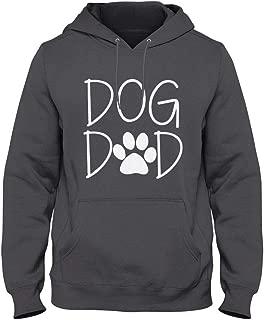 Custom Hoodie, Hooded Sweatshirt for Men & Women, Plus Size, Dog Dad