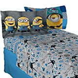 4pc Despicable Me Full Sheets Minions Follow Mel Bedding