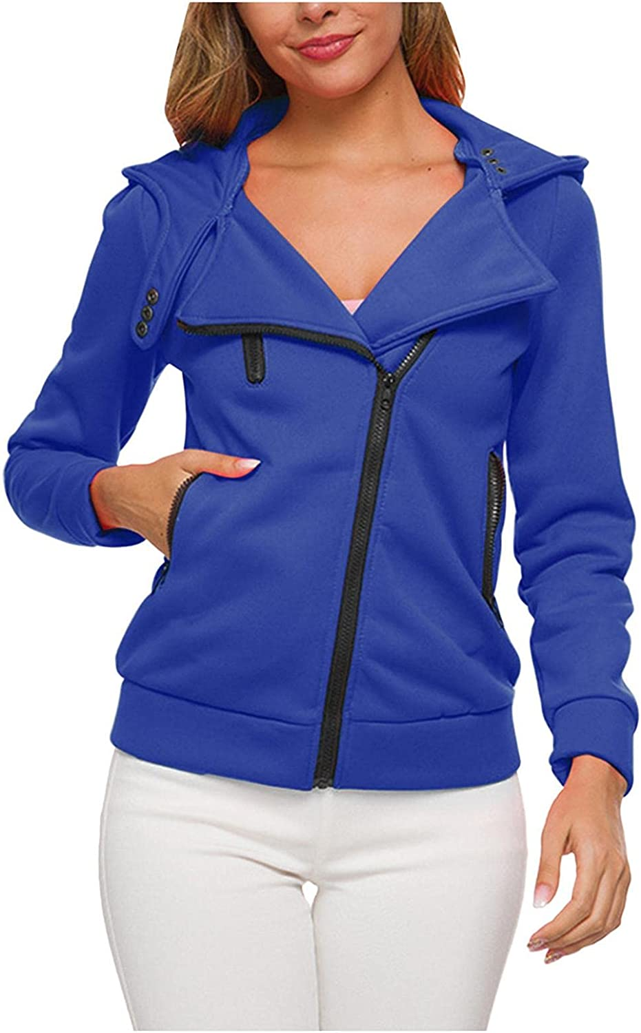 List price Recommended Anzzhon Adult Pullover Plush Sports Women Casual for Sweatshirts