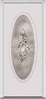Best oval glass entry door Reviews