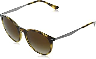 Emporio Armani EA 4148 Matte Dark Havana/Brown Shaded 54/20/145 women Sunglasses