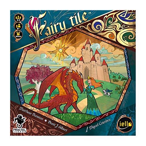 Fractal Fairy Tile - Juego de Mesa [Castellano]