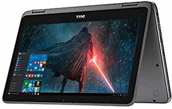 """2018 Flagship Dell Inspiron 11.6"""" 2-in-1 HD Touchscreen Convertible Business Laptop/Tablet, Intel Quad-Core Pentium N3710 ..."""