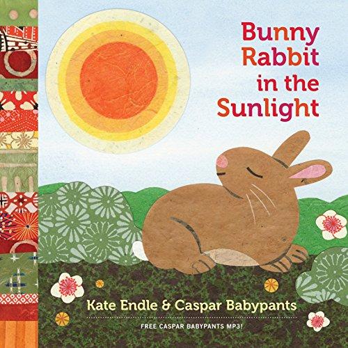 Bunny Rabbit in the Sunlight