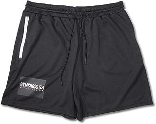 GYMCROSS (ジムクロス)ショートパンツ ハーフパンツ メッシュ 速乾 トレーニング フィットネスウェア【メンズ】gc-079