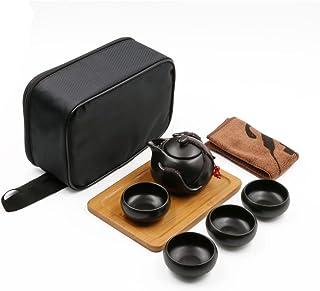 Tragbare Reise Kungfu Tee Set handgemachte chinesische/japan