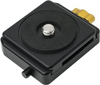 Ikan Flex Handle Quick Release Plate Set Black (FHS-PS)
