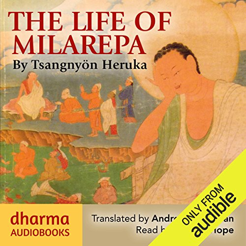 The Life of Milarepa Titelbild