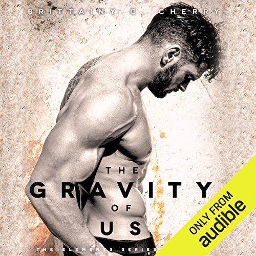The Gravity of Us audiobook cover art