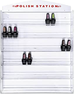 Best acrylic polish rack Reviews