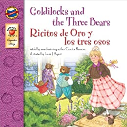 Goldilocks and the Three Bears | Ricitos de Oro y los tres ojos (Keepsake Stories, Bilingual): Ricitos de Oro y los tres osos by [Brighter Child, Candice Ransom, Tammie Lyon]