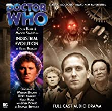Doctor Who Industrial Evolution (Dr Who Big Finish)