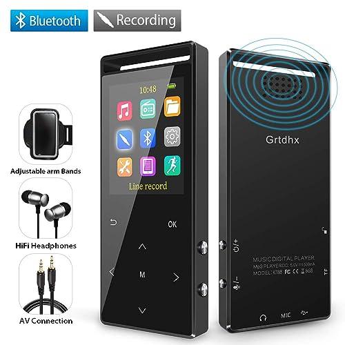 Changeshopping 8GB Slim Digital MP3 MP4 Player 1.8inch LCD Screen FM Radio Video Games Movie Black MP3 MP4 Player