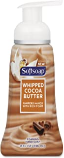 Softsoap Whipped Cocoa Butter Foaming Liquid Hand Soap, 8 Ounce - 6 per case.