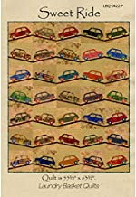 Sweet Ride Quilt Pattern by Laundry Basket Quilts