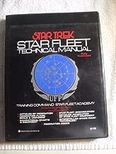 Star Trek Starfleet Technical Manual 1975 First Edition Rare Starship Book