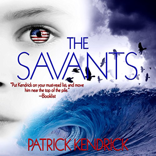 The Savants audiobook cover art