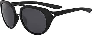 EV1015-001 Flex Motion R Sunglasses (Frame Dark Grey with Black Mirror Lens), Space Black