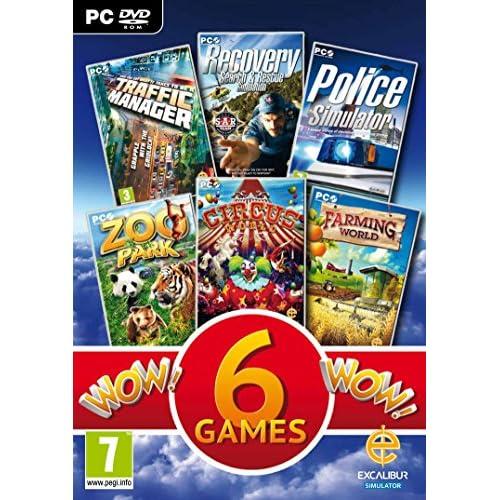 WOW Simulations Collection (PC DVD) - [Edizione: Regno Unito]