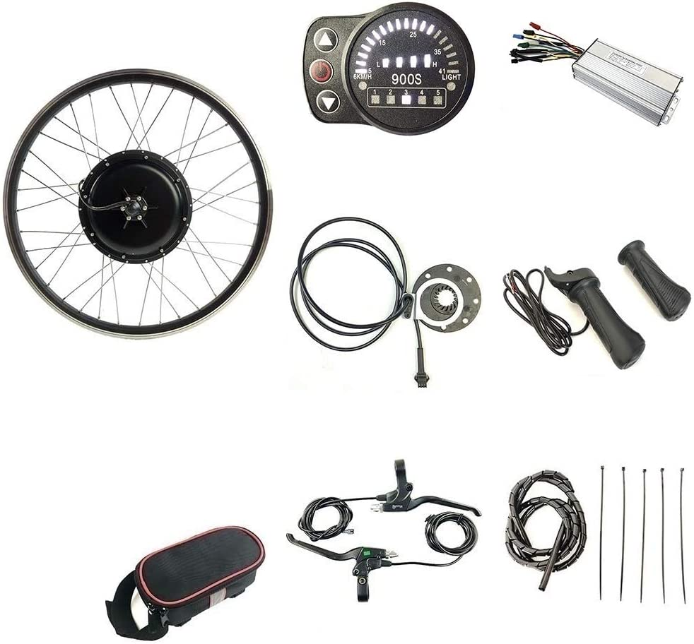 Schuck 48V1000W Electric Bicycle Conversion 27.5 24