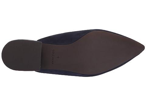 Mula Cole Piper Negro Suedemarine Leatherblack Haan Ante Azul fqqwZ5