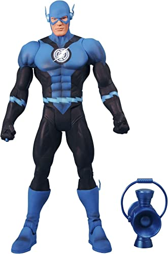 Mattel - DC Universe Classics série 17 figurine The Flash bleu Lantern 18