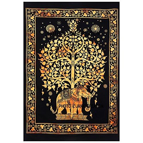 Indischer Goldener Elef