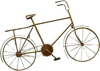 QBDS Bicicleta Decoración para Colgar En La Pared Decoración De Pared De Hierro Forjado Vintage Home Bar Café Colgante Decorativo