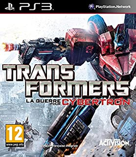 Transformers : la guerre pour Cybertron (B00378L3WG) | Amazon price tracker / tracking, Amazon price history charts, Amazon price watches, Amazon price drop alerts