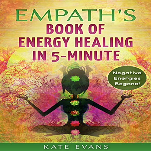 Empath's Book of Energy Healing in 5-Minute Titelbild