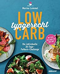 Low Carb typgerecht: Die individuelle 30-Tage-Fatburn-Challenge