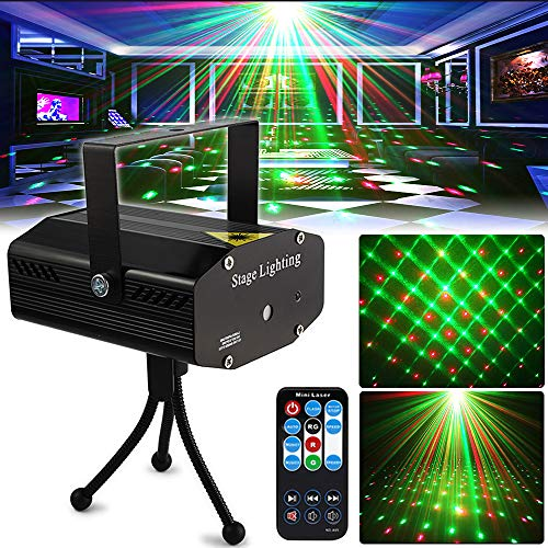 Party Light Disco DJ Lights SPOO...