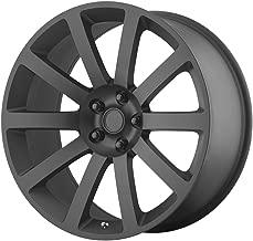 Wheel Replicas V1170 Matte Black Finish Wheel with Matte Black Finish (20x9