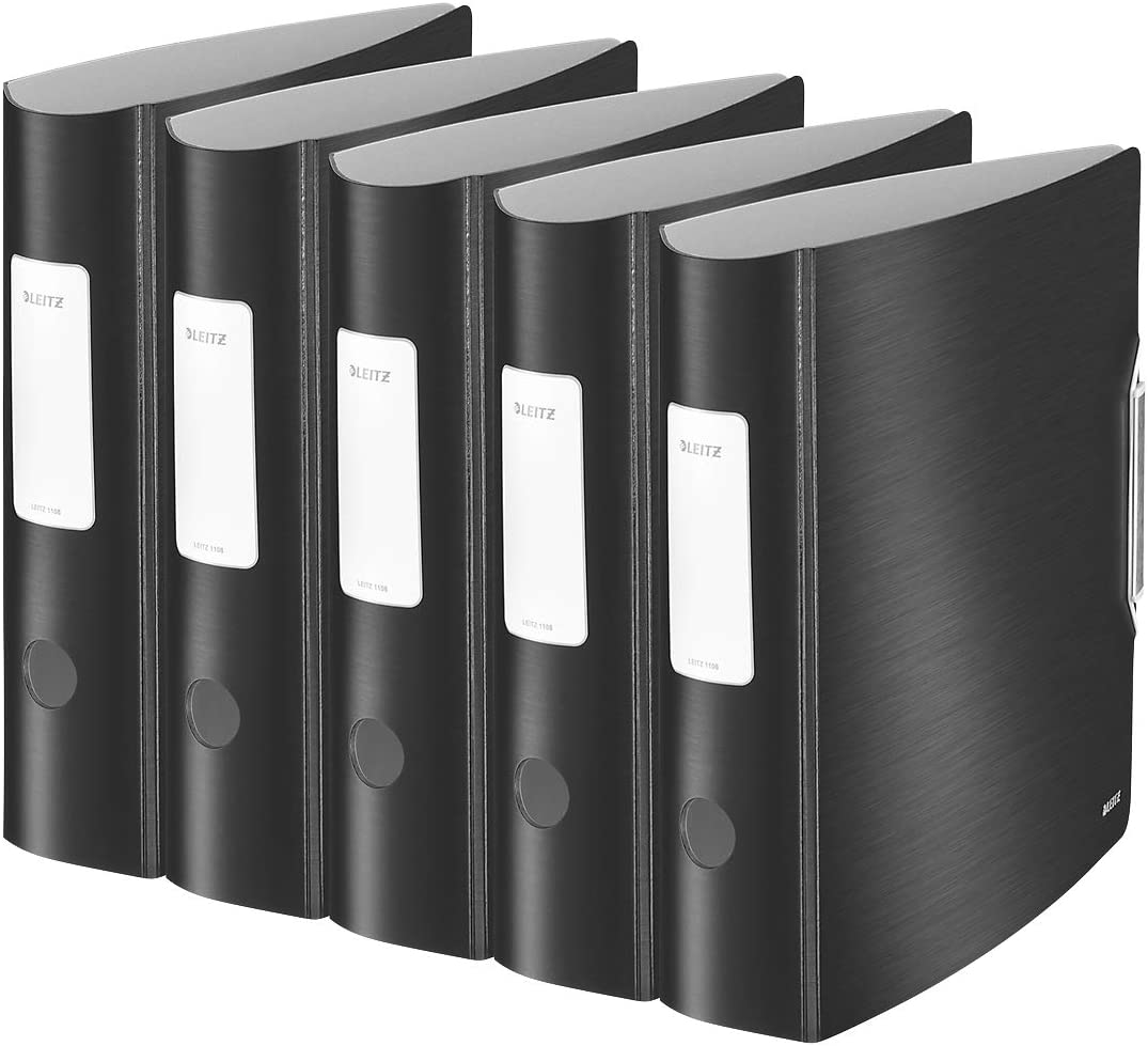 Leitz 11080094–A4Folder Black Sale special price OFFicial store 82mm