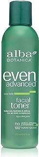 Alba Botanica Even Advanced Sea Kelp Facial Toner, 6 oz.