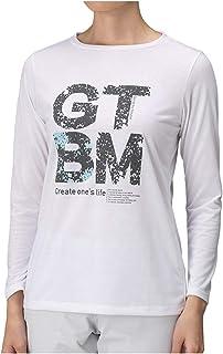 [ミズノ] アウトドアウェア フィーリンテックGP長袖Tシャツ 吸汗速乾 UVカット B2MA9257 レディース