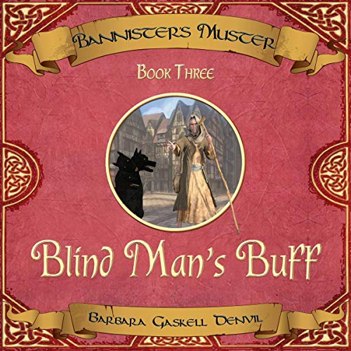 Blind Man's Buff audiobook cover art